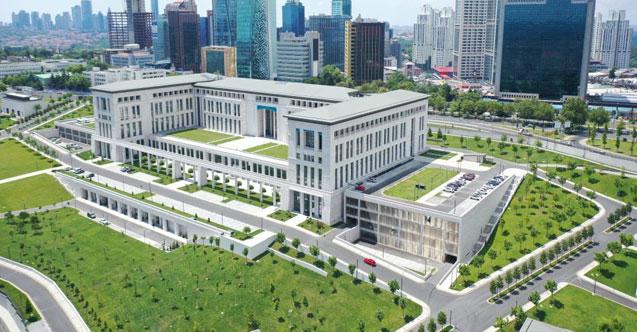 Cumhurbaşkanı Erdoğan dev MİT binasını açtı!