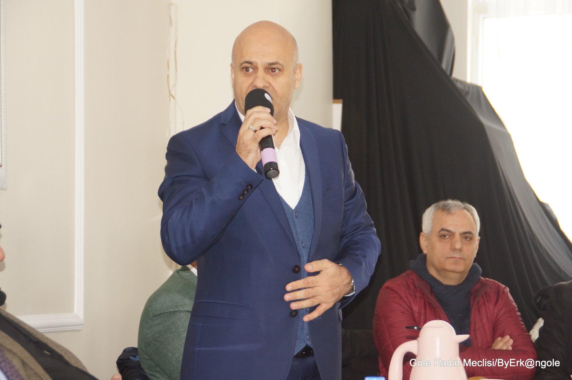 'LAFI EVELEME GEVELEME GEREKENİ YAP BOZKURT'