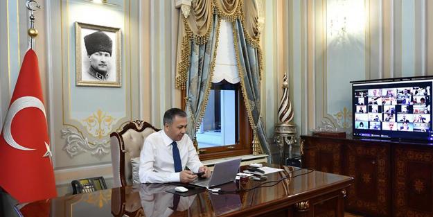İstanbul Valisi Yerlikaya vakaların en çok düştüğü ilçeleri açıkladı