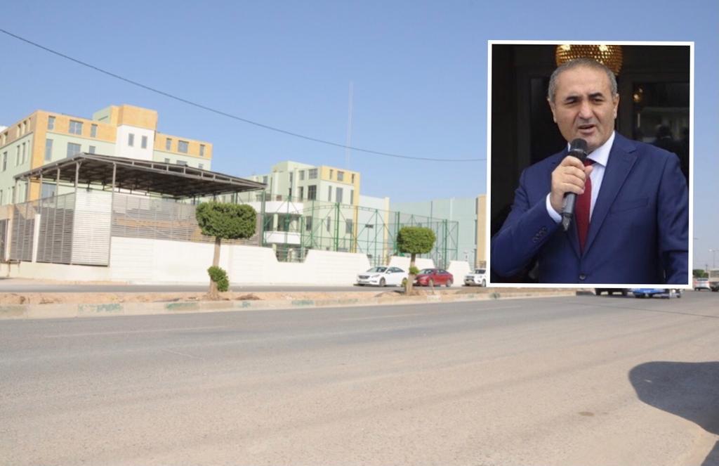 IRAK'IN EN BÜYÜK EĞİTİM KOMPLEKSİNE TÜRK İMZASI