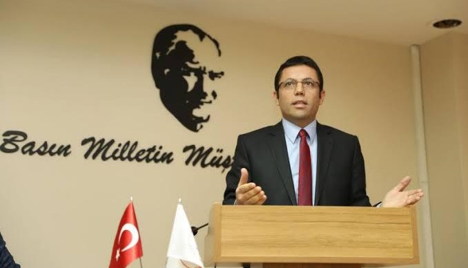 Mehmet Mert yeniden 'İGD' başkanı